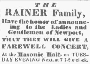 Rainer Family